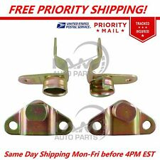 Tailgate Hinge Kit (4 Piece) for 1999-2006 Chevrolet Silverado & Gmc Sierra (Fits: Chevrolet)