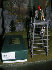 Frontline Figures, estados sureños torre de señal con figuras de 3, era civil, 1/32, 2 aca