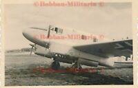 J606 Pilsen Flugplatz französisches Beute-Flugzeug C. 445 Goeland Balkenkreuz !!