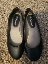 Ositos Black Flats Womens Size 7