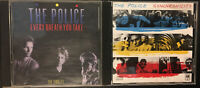 Every Breath You Take: The Singles + Synchronicity by The Police CD Lot A&M USA