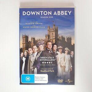Downton Abbey Season 1 TV Series DVD Region 4 AUS - Drama Historical