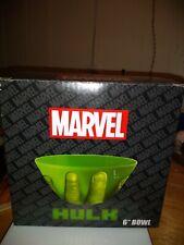 Marvel Hulk 6 In Bowl New In Box