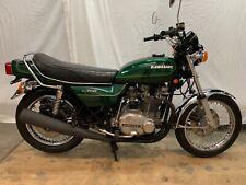 1978 Kawasaki Kz750 Kawasaki Kz. Original low miles