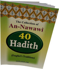 The collections of An-Nawawi 40 Hadith (Pocket Size) By Imam An- Nawawi