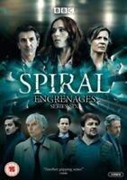 Spiral Season 6 Series Six Sixth (Caroline Proust) New DVD Box Set IN STOCK NOW