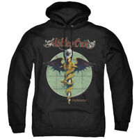 MOTLEY CRUE DR FEELGOOD Licensed Hooded and Crewneck Sweatshirt SM-5XL