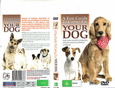 A Fun Guide To Caring For Your Dog-Foe All Dogs-Dog Caring-DVD