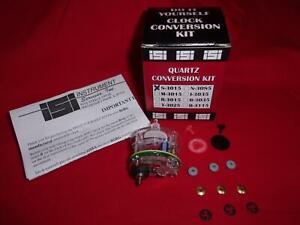Quartz Clock Repair Conversion Kit S-30152