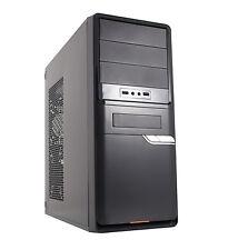"""Cajas Bahías 5.25"""" 3 500W para ordenador con fuente de alimentación incluida"""
