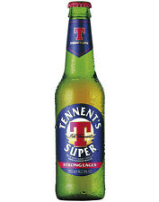 Birra Tennent's Super 33 cl birra scozzese 24 BOTTIGLIE