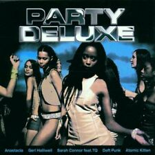 Party Deluxe (2001, Pro7) Geri Halliwell, Daft Punk, Kylie Minogue, Son.. [2 CD]