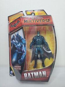 "DC Comics Multiverse Arkham Knight Batman DETECTIVE MODE 3.75"" 4"" Figure MATTEL"