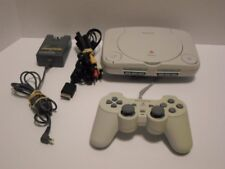 Sony PSone Playstation 1 PS1 NTSCSCPH- 101Slim Mini System Console Complete