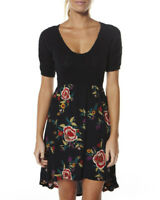 BNWOT TIGERLILY LADIES SAUMA DRESS (INDIGO) SIZE 10 RRP $189.99 DISPLAY SAMPLE