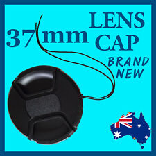 37mm High Quality Snap-On Lens Cap Cover For Canon Nikon