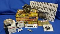 HOTRODS WISECO Top+Bottom End Rebuild Kit 2013-2014 KX450F Piston Crankshaft