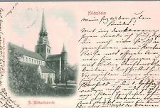 Hildesheim,Germany,St.Michaeliskirche,Lower Saxony,Used,1900