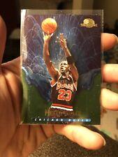 1995-1996 Skybox Premium Meltdown #M1 Michael Jordan