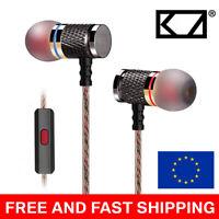 KZ EDR1 In-Ear Earphone High Quality HiFi Sport Earbud Auricular Metal InEar