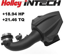 Holley iNTECH 223-01 Cold Air Intake 2016-2019 Chevrolet Camaro SS V8 LT1 6.2L