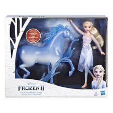 DISNEY FROZEN - Muñecas Frozen 2 Elsa Y Nokk 3 Años