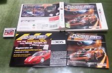 RIDGE RACER 3D Pal España esp spa 3ds nds 2ds nintendo namco