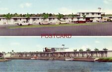 GULF SUNSET APARTMENTS Owned by the Mattix's HUDSON, FLORIDA circa 1960