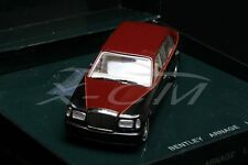 Diecast Car Model Bentley Arnage Limousine 1:43 (Red) + GIFT!!