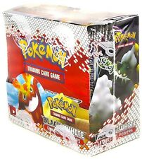 1x  Black and White: Base Set: Booster Box NM-Mint Sealed Product - Pokemon
