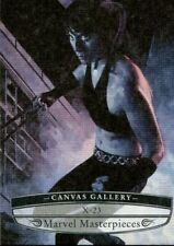 2020 Marvel Masterpieces Canvas Gallery Card #91 X-23