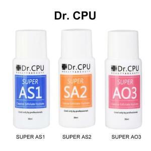 Aqua Peeling Concentrated Solution 30ML Per Bottle Hydra Facial Serum 3 Bottles