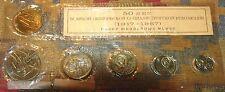 RUSSIA 1967 MINT COIN SET USSR SOVIET UNCIRCULATED RUSSIAN TOCKEN & FIVE COINS