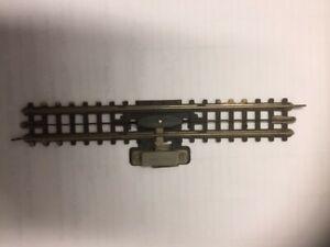 vintage Trix 3 rail system  rail track Ho 705 straight decoupler