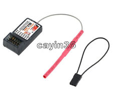 FLYSKY FS T6 FS-R6B 2.4Ghz 6CH Receiver for RC Helicopter Airplane Glider AM
