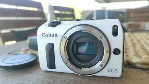 Canon EOS M kit. Shoot RAW video on a budget.