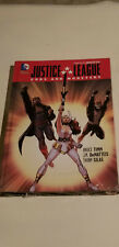 JUSTICE LEAGUE: GODS AND MONSTERS~ DC HARD COVER~ NEW SEALED