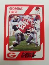 Ronnie Stewart Georgia Bulldogs UGA Dawgs 89 Collegiate Collection Tampa Florida