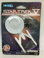 ERTL STAR TREK V USS ENTERPRISE NCC-1701-A Die-Cast Ship w/Stand SEALED IN BOX!