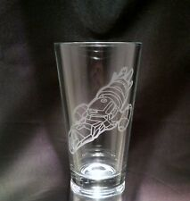 "Firefly ""Firefly Ship"" Etched Pint Glass"
