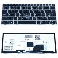 Teclado para portátil HP EliteBook 2170p 693363-071 705614-071 Retroiluminado