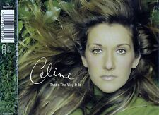 CELINE DION : THAT'S THE WAY IT IS / CD - TOP-ZUSTAND