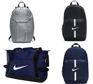 Nike Backpack Rucksack School Bag Black Gym Sports Unisex Travel Holiday