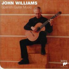 John Williams - Spanish Guitar Music [New CD]