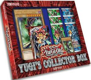 Yu-Gi-Oh! Yugi's Collector Box New Sealed with Starter Deck & 6 Packs (Yugioh)
