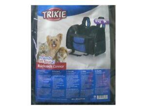 Hunde Katzen Kleintiere Transport Tasche Rucksack Connor 44 x 30 x 21 cm