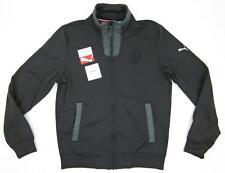 NWT Puma Mens SCUDERIA FERRARI RACING Track Jacket Black Sz Small