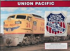 UNION PACIFIC  WILLABEE & WARD GREAT AMERICAN RAILROADS COLLECTION