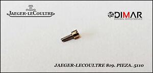 Jaeger-Lecoultre. CALIBRE.819 - Pieza. 5110