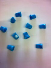 GENUINE VW GOLF MK1 MK2 CORRADO SCIROCCO BADGE CLIPS 191853615A PACK OF 10